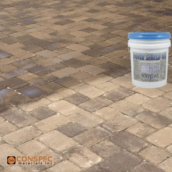 Paver Shield WB Sealing Pavers Joint sand Stabilizer Locking Paver Sealer Conspec Tampa Florida