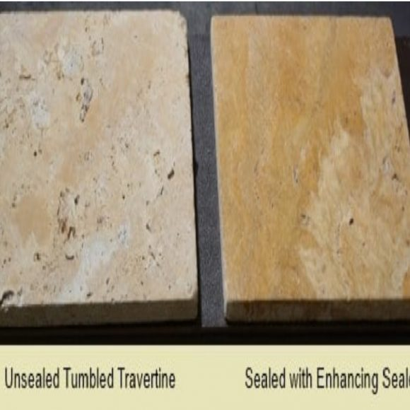Surf Koat - Enhancer Shield Travertine Tile
