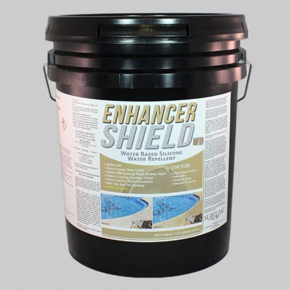 Surf Koat - Enhancer Shield Silicone Sealer WB Water Based 5-Gal Conspec Tampa