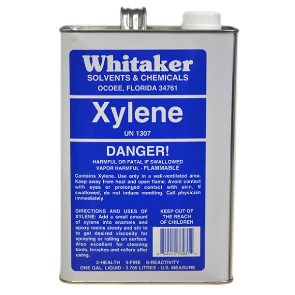Xylene Solvent 1-Gallon