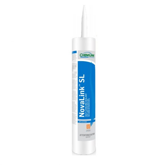 Chemlink Novalink-SL Self Leveling Sealant 29-oz Tube Quart Tampa Florida