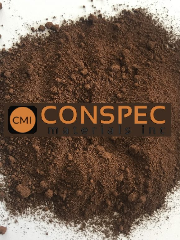 Dark Chocolate Conspec Color for cement and mortar grout concrete