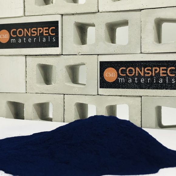 Conspec SUPER BLUE Colorant for Concrete Pigment powder dye Conspec Materials