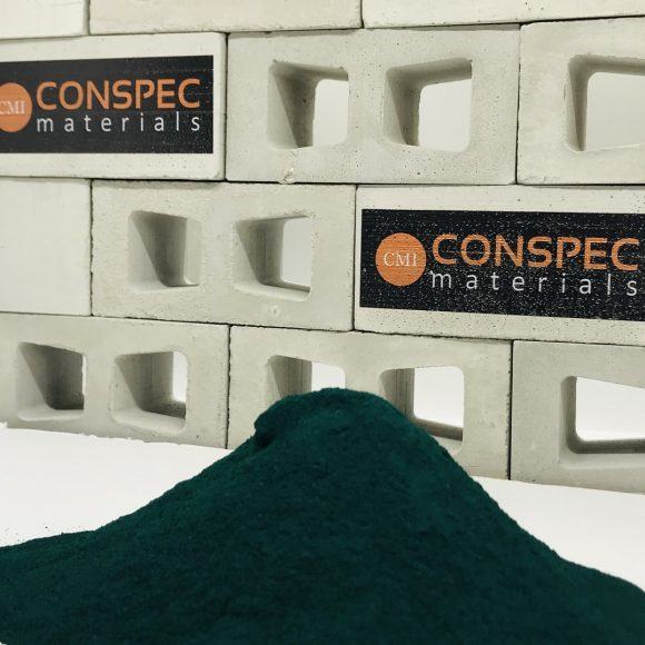 Conspec SUPER GREEN Colorant for Concrete Pigment powder dye Conspec Materials