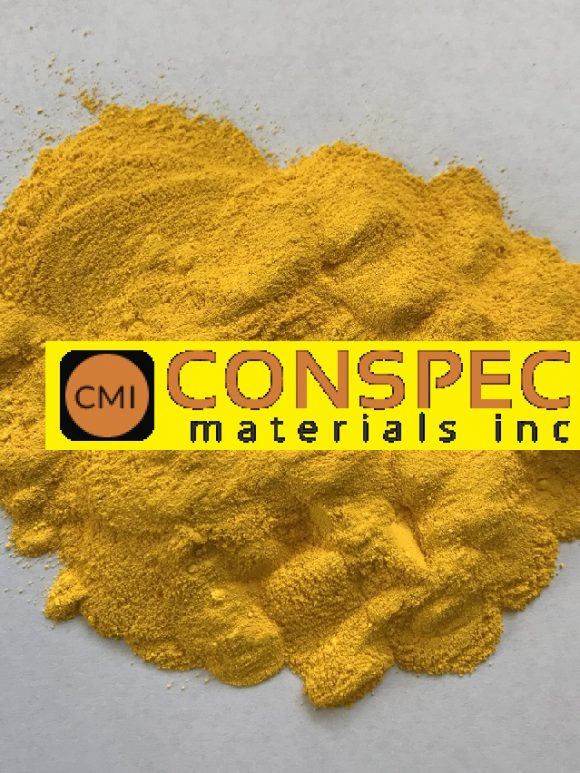 SUPER YELLOW Conspec Color for cement and mortar grout concrete